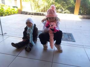 Viagem em família para Gramado - viverbembom - hospedagem Pousada Zermatt