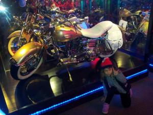 Cada moto... de babar!