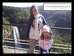 Viva a natureza! A maravilhosa cachoeira do Caracol