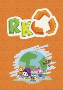 Nosso grande parceiro do blog! Viver Bem Bom e Recicla Kids salvando o mundo brincando!!!