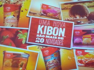 Amei as novidades da Kibon!!!